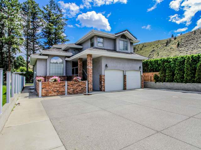 Main Photo: 163 SUNSET Court in : Valleyview House for sale (Kamloops)  : MLS®# 135548