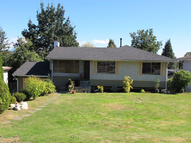 Main Photo: 556 GARFIELD Street in New Westminster: The Heights NW House for sale : MLS®# R2112614