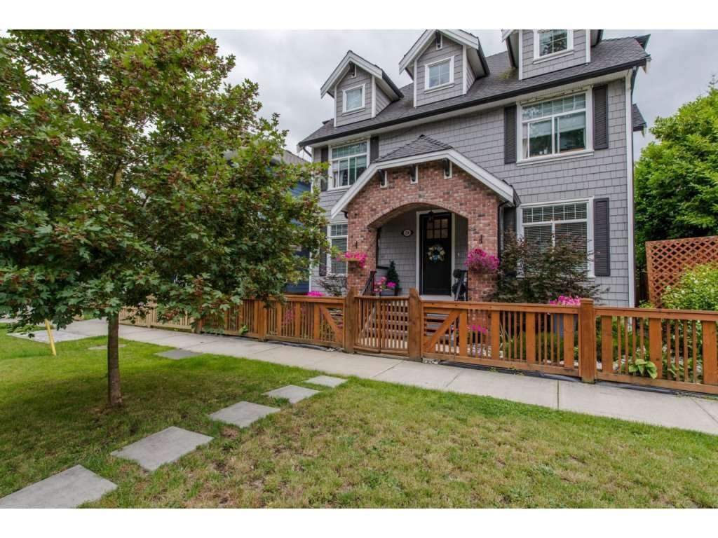 Main Photo: 234 172 Street in Surrey: Pacific Douglas House for sale (South Surrey White Rock)  : MLS®# R2127928