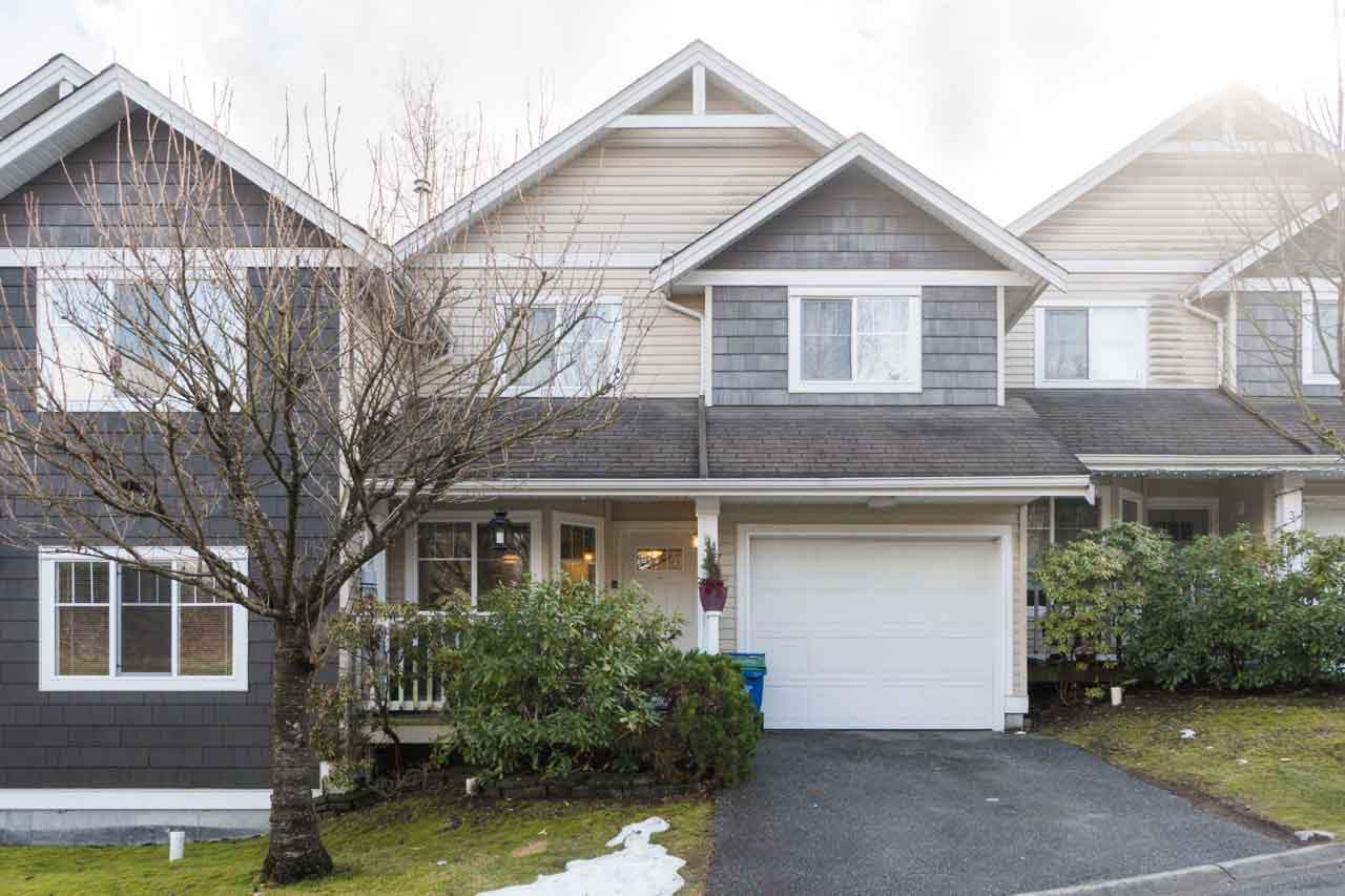 """Main Photo: 2 11255 232 Street in Maple Ridge: East Central Townhouse for sale in """"HIGHFEILD"""" : MLS®# R2141873"""