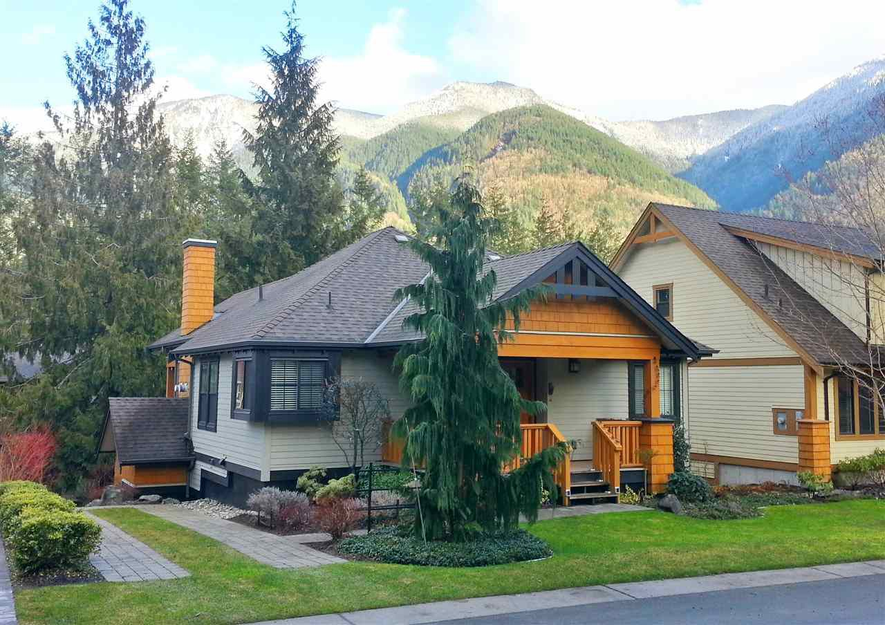 """Main Photo: 1840 HUCKLEBERRY Bend in Cultus Lake: Lindell Beach House for sale in """"THE COTTAGES AT CULTUS LAKE"""" : MLS®# R2147894"""