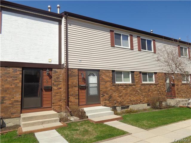 Main Photo: 3866 Ness Avenue in Winnipeg: Crestview Condominium for sale (5H)  : MLS®# 1706177