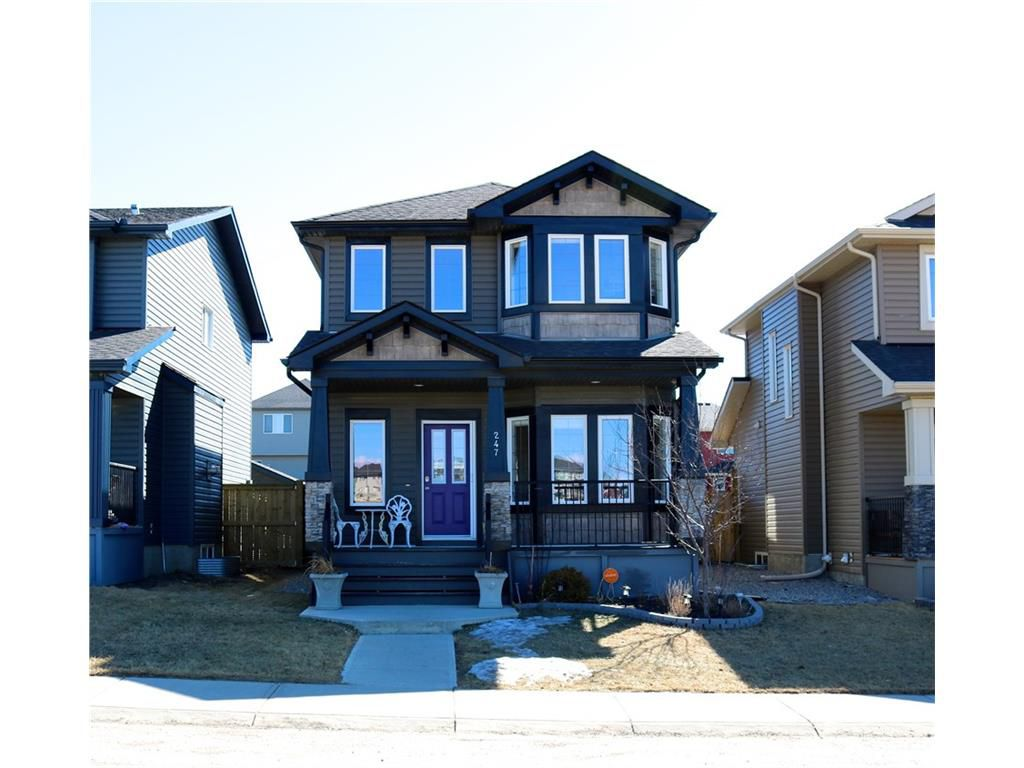 Main Photo: 247 Evanston Way NW in Calgary: Evanston House for sale : MLS®# C4107164