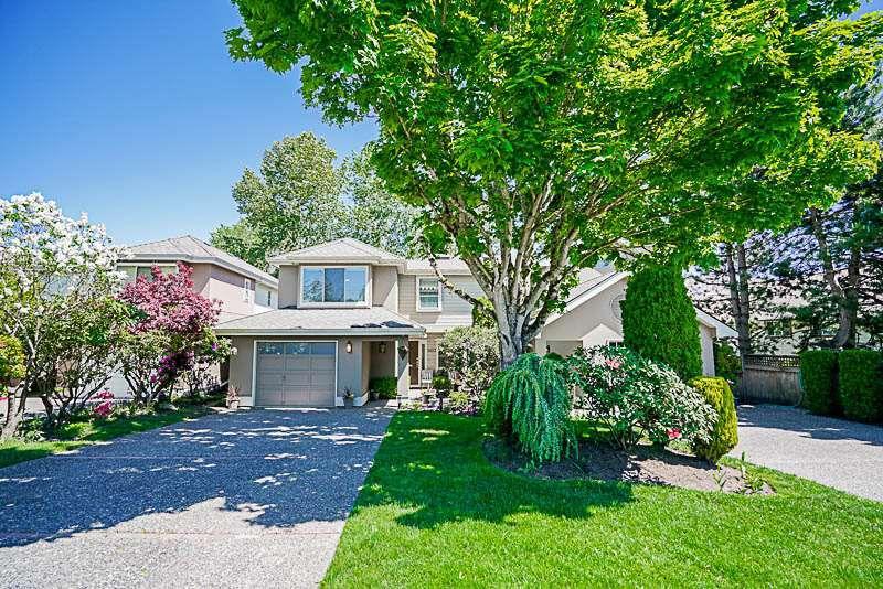"Main Photo: 1452 STEVENS Street: White Rock House 1/2 Duplex for sale in ""Shaughnessy Estates"" (South Surrey White Rock)  : MLS®# R2170949"