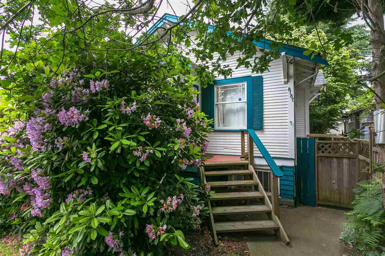 Main Photo: 8187 CARTIER Street in Vancouver: Marpole House for sale (Vancouver West)  : MLS®# R2184562