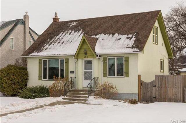 Main Photo: 155 Bourkevale Drive in Winnipeg: Bruce Park Residential for sale (5E)  : MLS®# 1801514