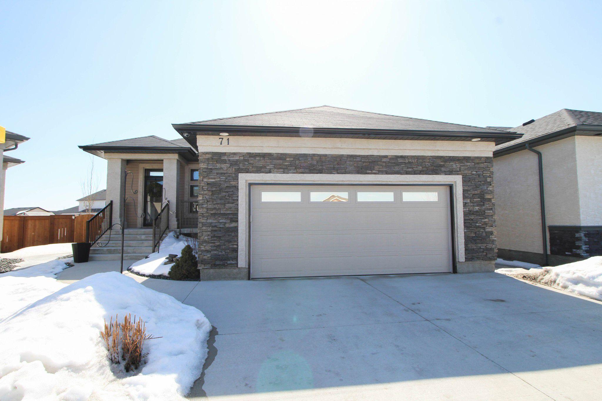 Main Photo: 71 Brunka Place - Winnipeg Real Estate For Sale