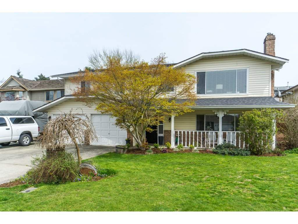 Main Photo: 3056 GLENDALE Place in Abbotsford: Abbotsford East House for sale : MLS®# R2259011