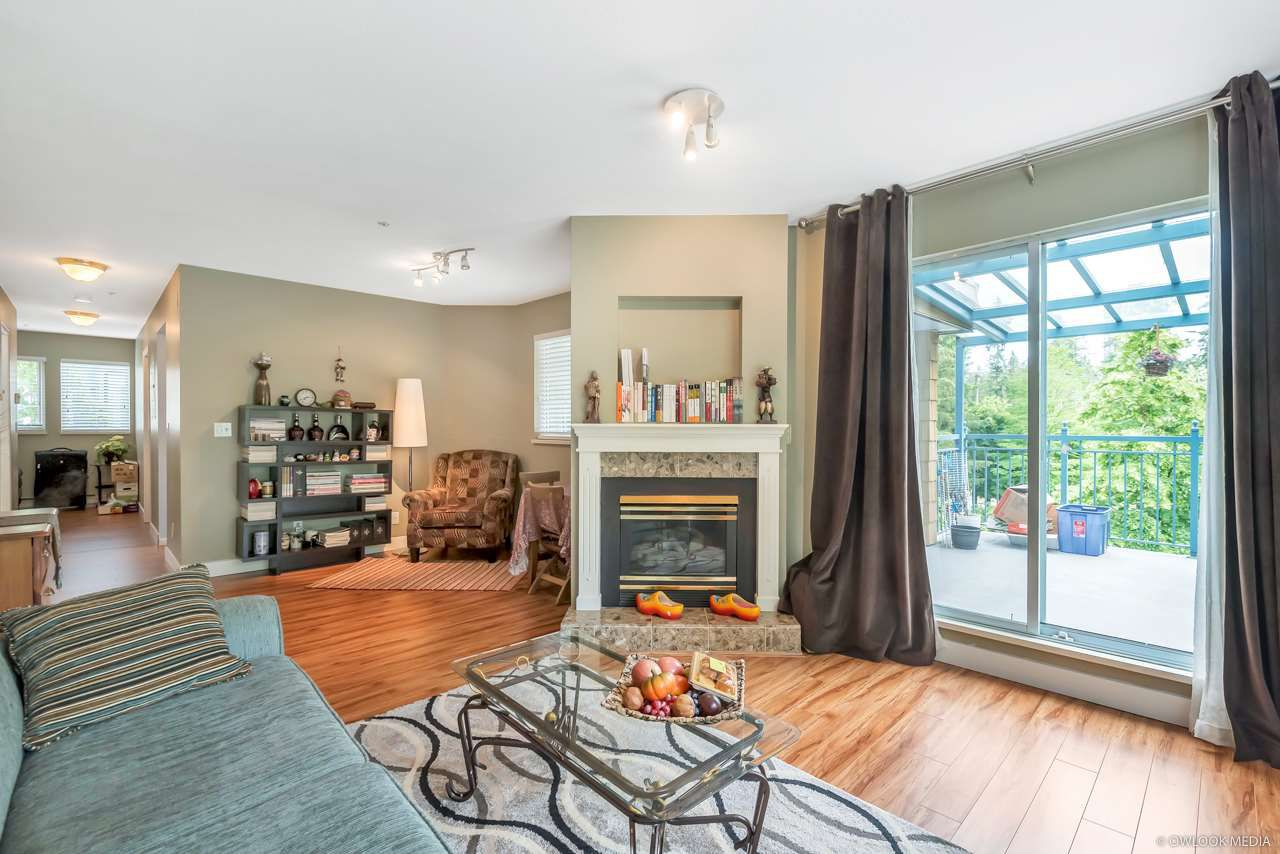 """Main Photo: 314 1189 WESTWOOD Street in Coquitlam: North Coquitlam Condo for sale in """"LAKESIDE TERRACE"""" : MLS®# R2274836"""