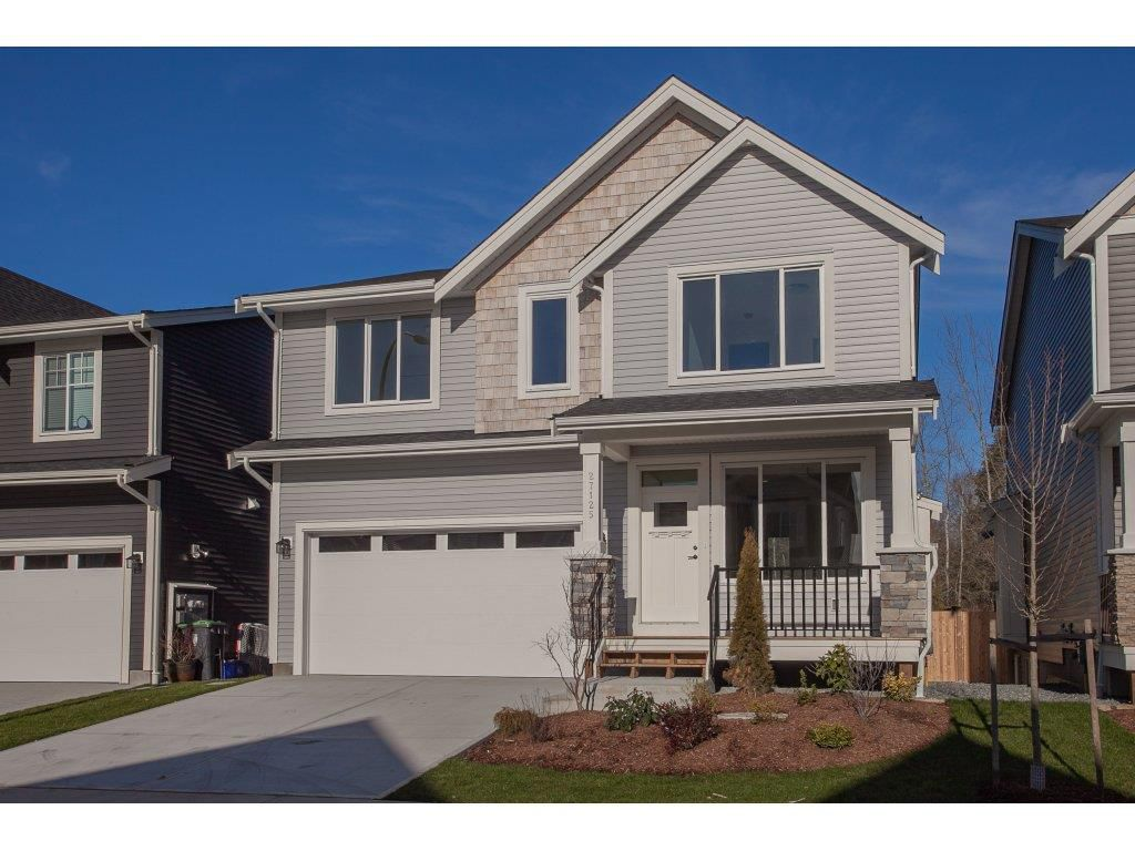 """Main Photo: 27125 35B Avenue in Langley: Aldergrove Langley House for sale in """"The Meadows"""" : MLS®# R2304681"""