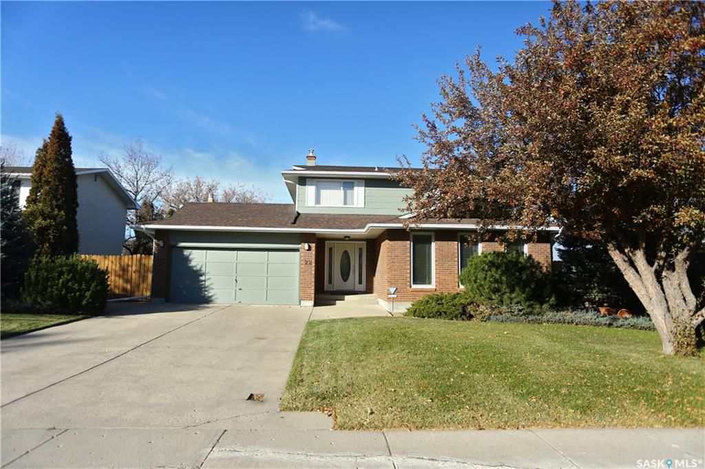 Main Photo: 22 Champlin Crescent in Saskatoon: East College Park Residential for sale : MLS®# SK751301