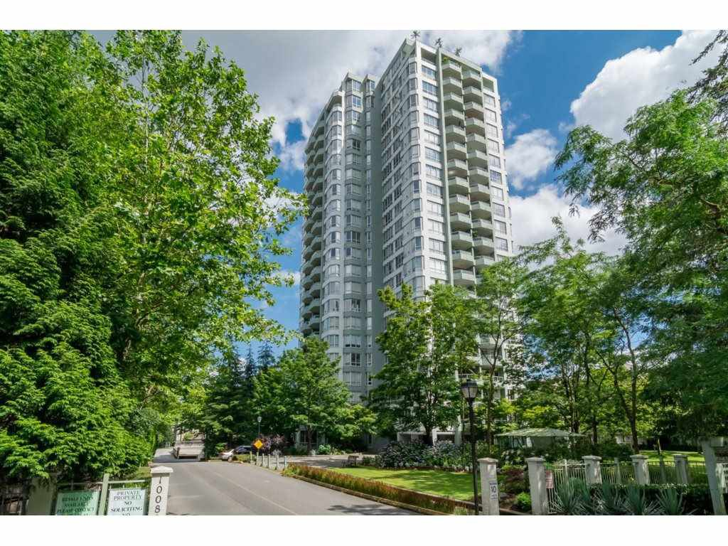 """Main Photo: 802 10082 148 Street in Surrey: Guildford Condo for sale in """"The Stanley"""" (North Surrey)  : MLS®# R2329710"""