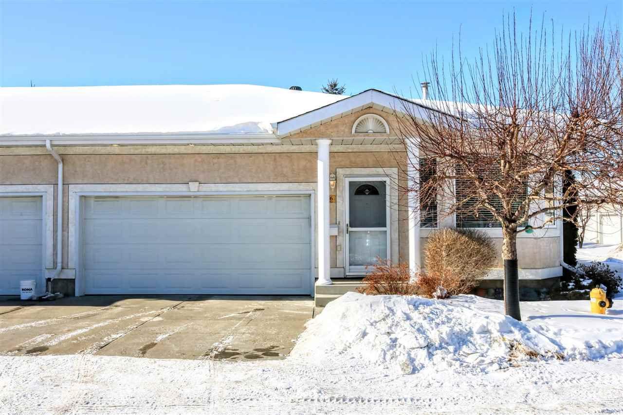 Main Photo: 116 FALCONER Court in Edmonton: Zone 14 Townhouse for sale : MLS®# E4146103