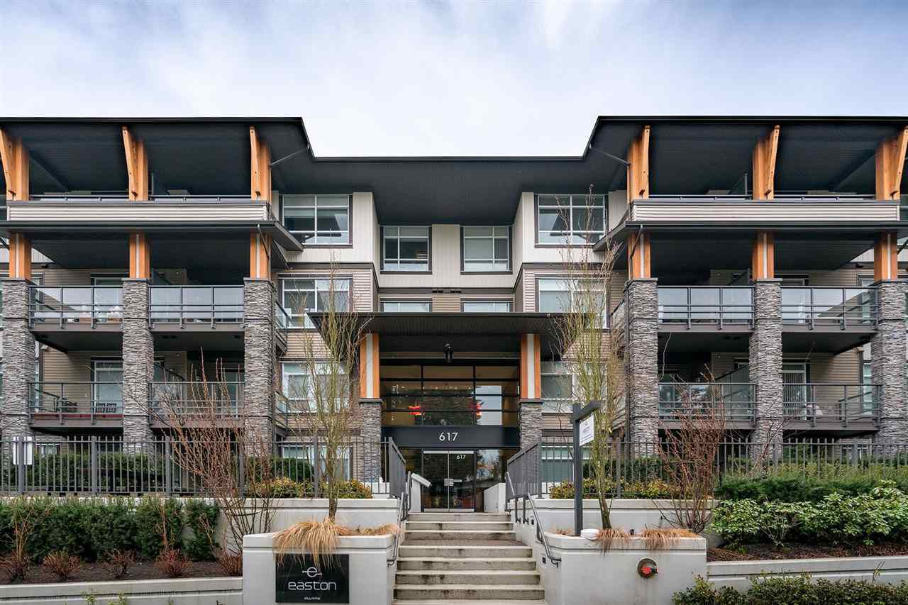 """Main Photo: 207 617 SMITH Avenue in Coquitlam: Coquitlam West Condo for sale in """"EASTON"""" : MLS®# R2350520"""