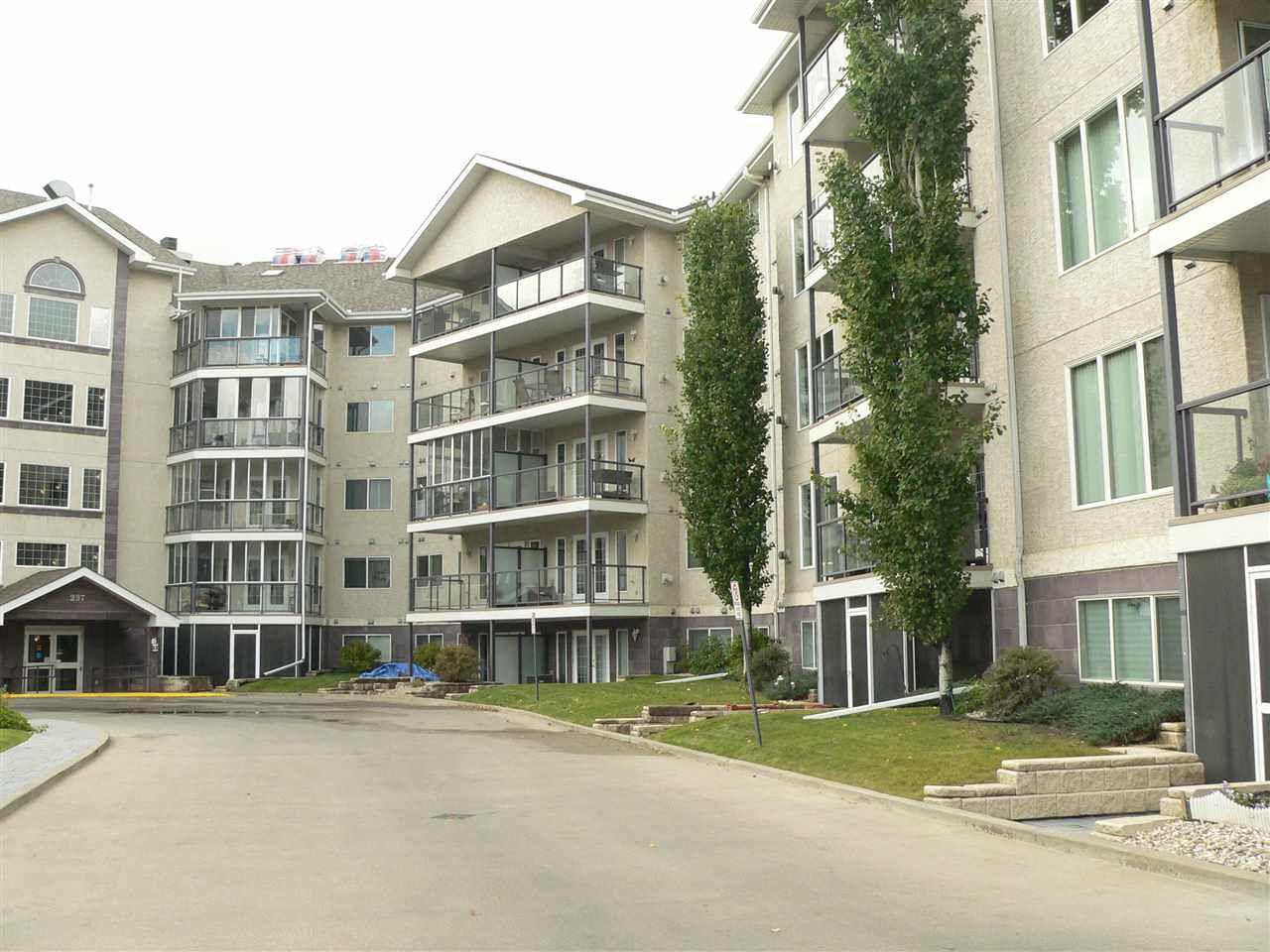 Main Photo: 304 237 Youville Drive in Edmonton: Zone 29 Condo for sale : MLS®# E4162338