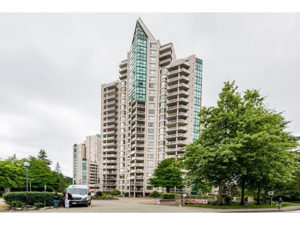 "Main Photo: 601 1199 EASTWOOD Street in Coquitlam: North Coquitlam Condo for sale in ""SELKIRK"" : MLS®# R2382316"