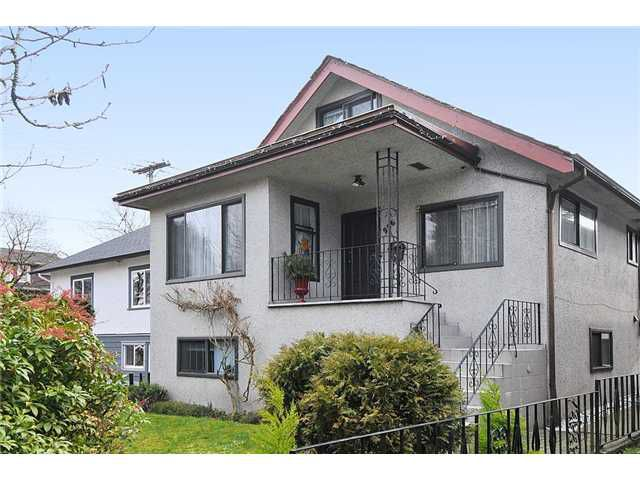 Main Photo: 986 E 10TH Avenue in Vancouver: Mount Pleasant VE House for sale (Vancouver East)  : MLS®# V873364