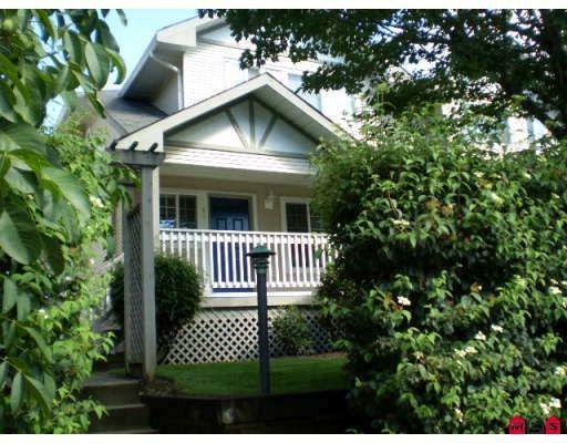 "Main Photo: 11 7640 BLOTT Street in Mission: Mission BC Townhouse for sale in ""Amberlea"" : MLS®# F1113717"
