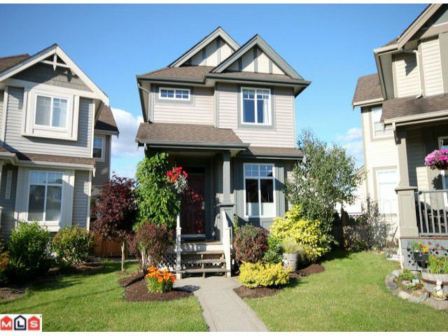 Main Photo: 18585 67a ave in Surrey: Cloverdale BC House for sale : MLS®# F1216972