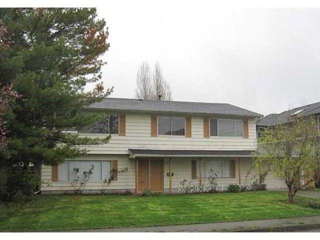 """Main Photo: 8120 SEAFAIR Drive in Richmond: Seafair House for sale in """"SEAFAIR"""" : MLS®# V1034096"""
