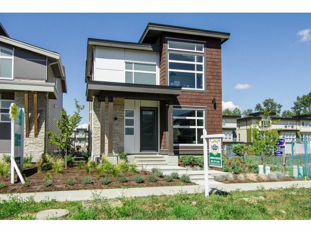 """Main Photo: 19463 72 Avenue in Surrey: Clayton House for sale in """"Dwell at 72"""" (Cloverdale)  : MLS®# F1408354"""