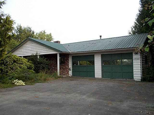 "Main Photo: 23048 64 Avenue in Langley: Salmon River House for sale in ""Milner / Williams Park"" : MLS®# F1446208"