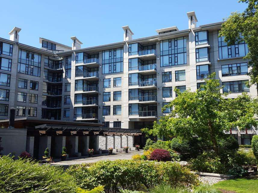 """Main Photo: 109 4685 VALLEY Drive in Vancouver: Quilchena Condo for sale in """"MARGUERITE HOUSE I"""" (Vancouver West)  : MLS®# R2073866"""