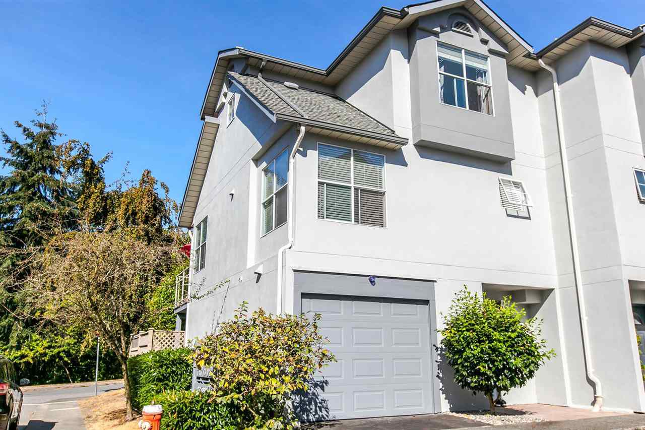 """Main Photo: 1 920 TOBRUCK Avenue in North Vancouver: Hamilton Townhouse for sale in """"THE PARKSIDE"""" : MLS®# R2104881"""