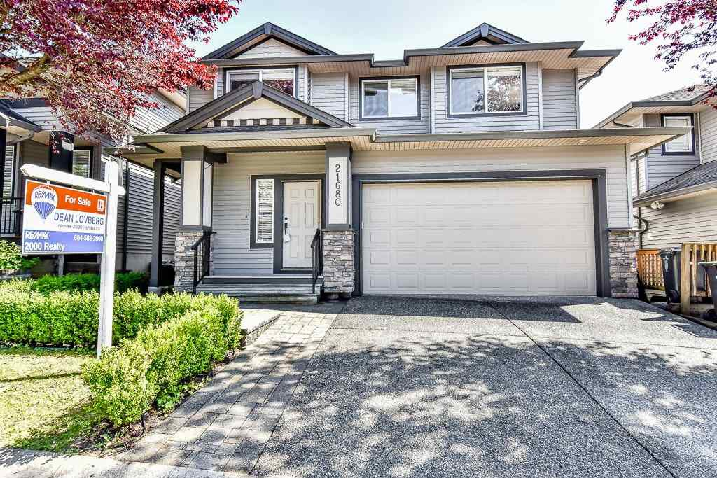 "Main Photo: 21680 89A Avenue in Langley: Walnut Grove House for sale in ""MADISON PARK"" : MLS®# R2183817"