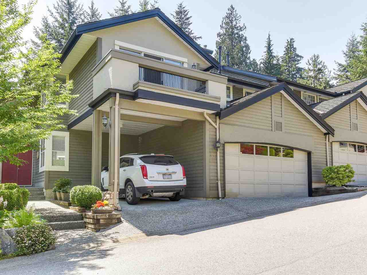 "Main Photo: 22 1900 INDIAN RIVER Crescent in North Vancouver: Indian River Townhouse for sale in ""TIFFANY PINES"" : MLS®# R2190413"