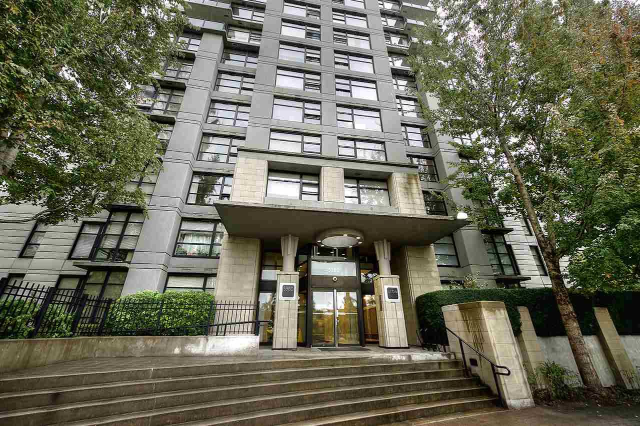 "Main Photo: 907 5380 OBEN Street in Vancouver: Collingwood VE Condo for sale in ""URBA BY BOSA"" (Vancouver East)  : MLS®# R2213034"