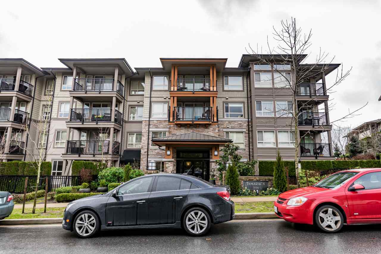 Main Photo: 503 3156 DAYANEE SPRINGS Boulevard in Coquitlam: Westwood Plateau Condo for sale : MLS®# R2234089