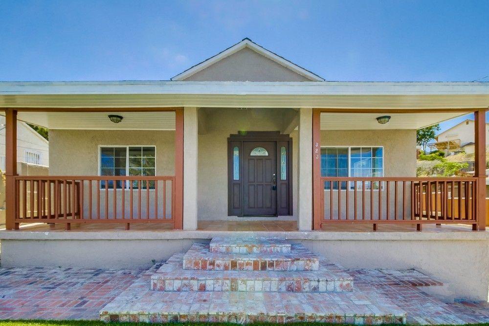 Main Photo: ENCANTO Property for sale: 323 thrush Street in San Diego