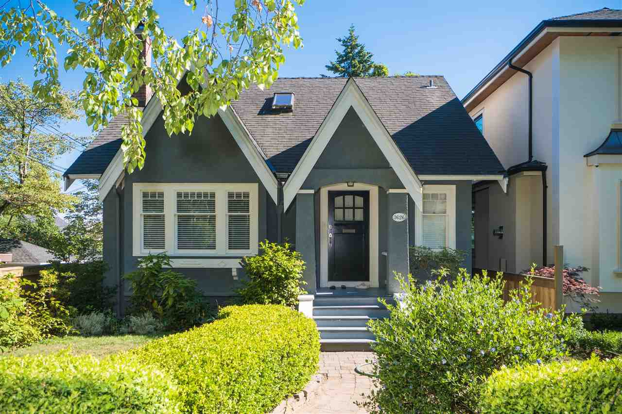 Main Photo: 3626 W 37TH Avenue in Vancouver: Dunbar House for sale (Vancouver West)  : MLS®# R2301918