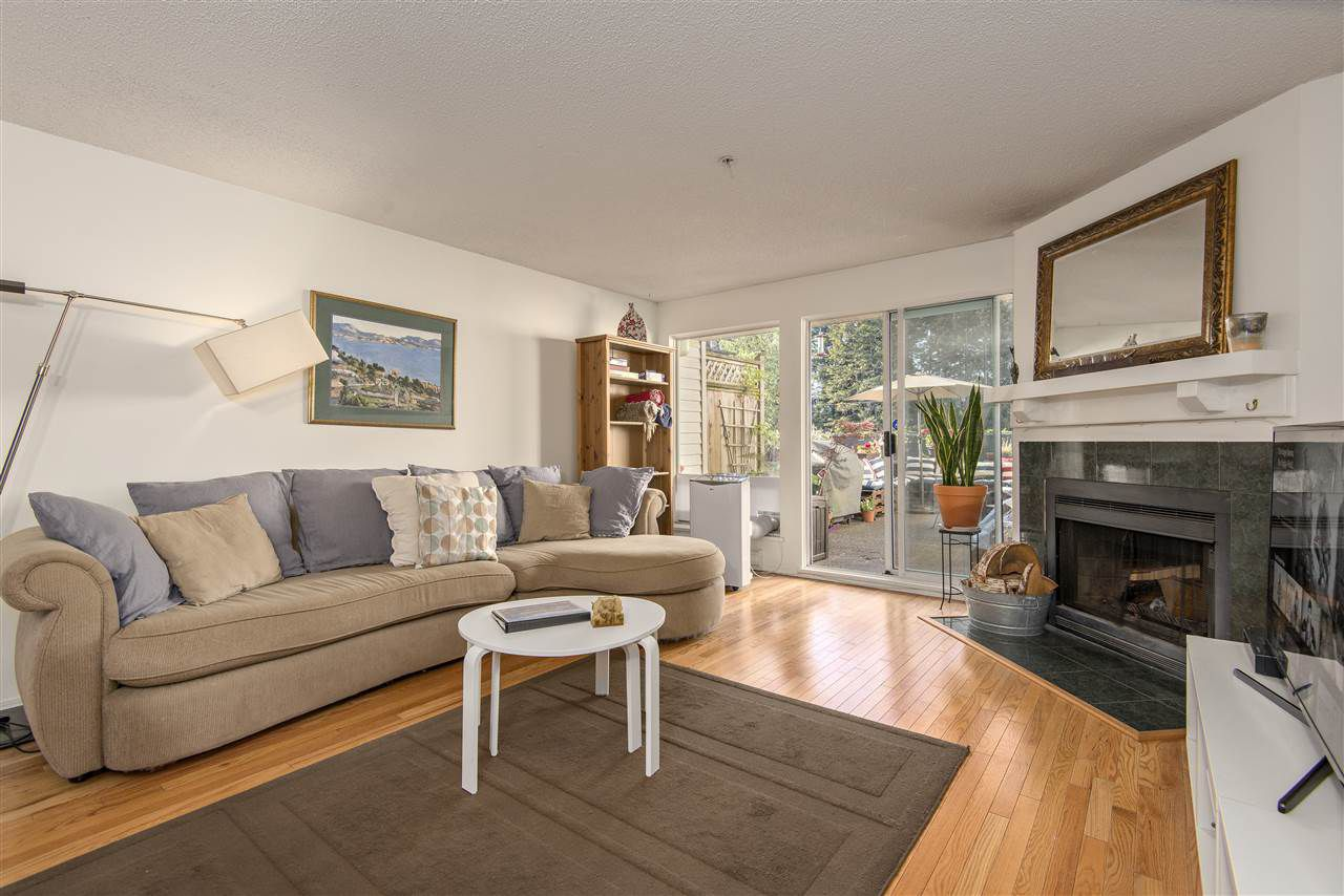 """Main Photo: 101 2288 LAUREL Street in Vancouver: Fairview VW Condo for sale in """"Parkview Terrace"""" (Vancouver West)  : MLS®# R2326421"""