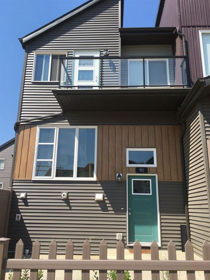Main Photo: 90 4470 PROWSE Road in Edmonton: Zone 55 Townhouse for sale : MLS®# E4140092