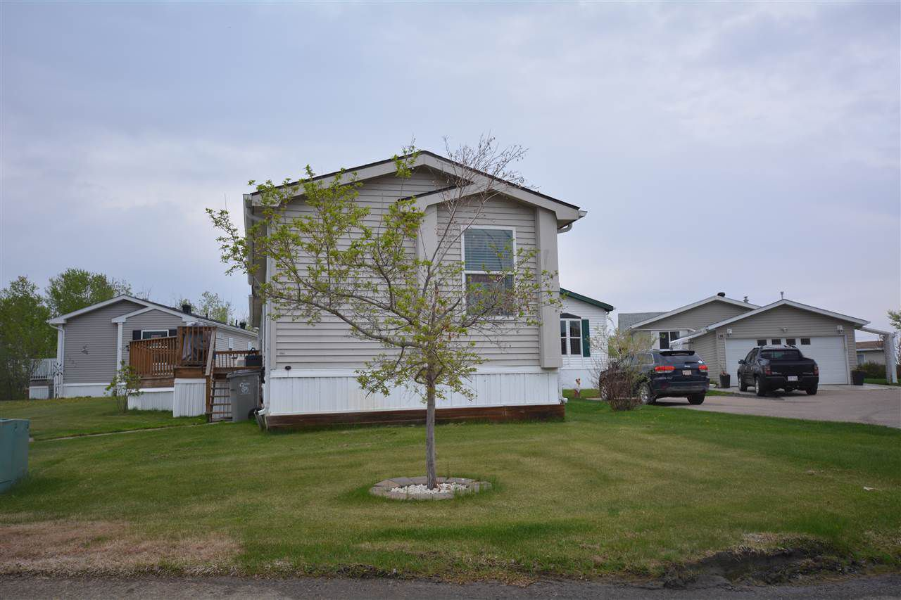 Main Photo: 1236 53222 Range Road 272: Rural Parkland County Mobile for sale : MLS®# E4143764