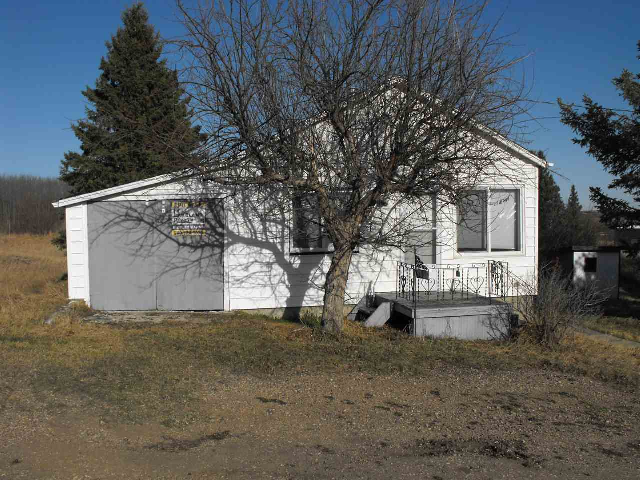 Main Photo: 5007 45 Street: Myrnam House for sale : MLS®# E4147409