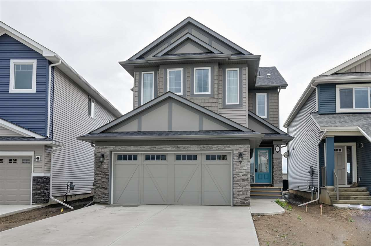 Main Photo: 8 COPPERHAVEN Drive: Spruce Grove House for sale : MLS®# E4162878