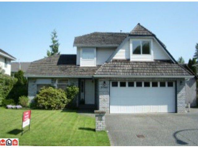 Main Photo: 35487 LETHBRIDGE Drive in Abbotsford: Abbotsford East House for sale : MLS®# F1113224