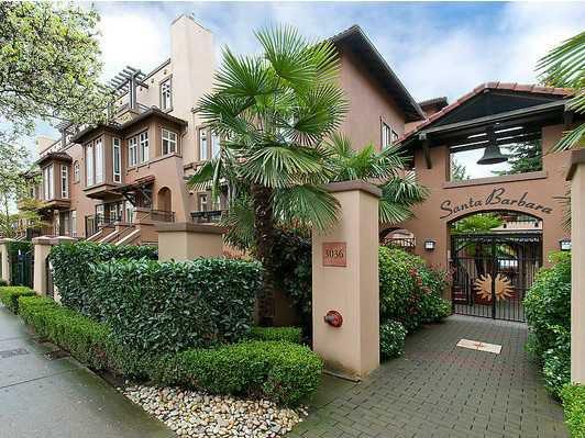 Main Photo: 4 3036 W 4TH Avenue in Vancouver: Kitsilano Condo for sale (Vancouver West)  : MLS®# V999898