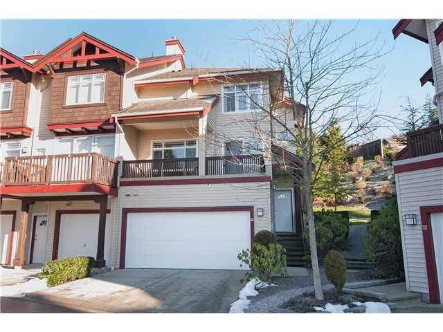 Main Photo: 33 15 FOREST PARK Way in Port Moody: Heritage Woods PM Condo for sale : MLS®# V985496