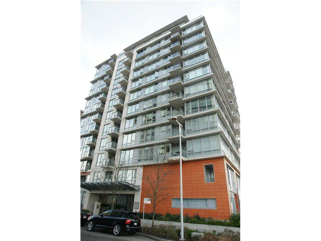 """Main Photo: 701 1833 CROWE Street in Vancouver: False Creek Condo for sale in """"FOUNDRY"""" (Vancouver West)  : MLS®# V1037339"""