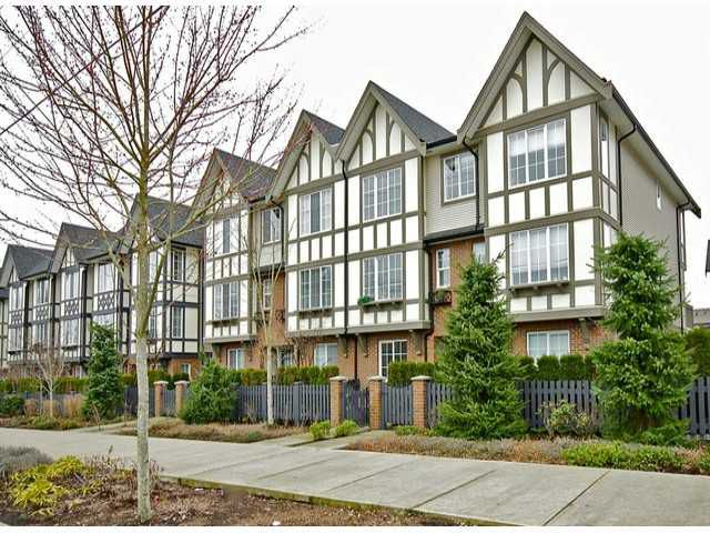 "Main Photo: 21 20875 80TH Avenue in Langley: Willoughby Heights Townhouse for sale in ""PEPPERWOOD"" : MLS®# F1402752"