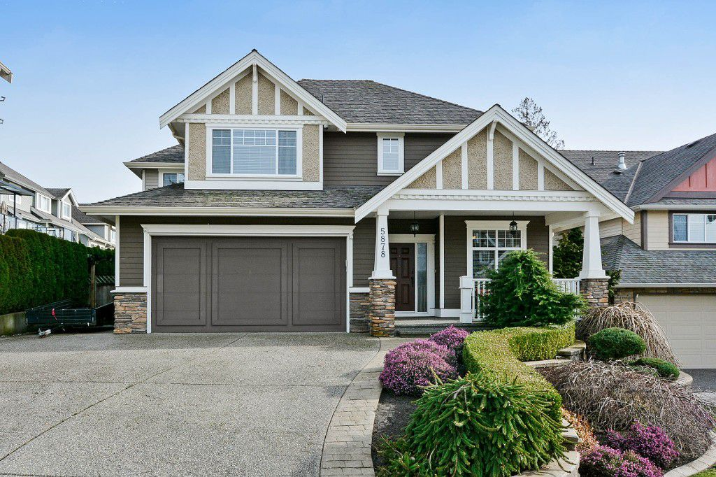 """Main Photo: 5878 165 Street in Surrey: Cloverdale BC House for sale in """"BELL RIDGE ESTATES"""" (Cloverdale)  : MLS®# F1432063"""