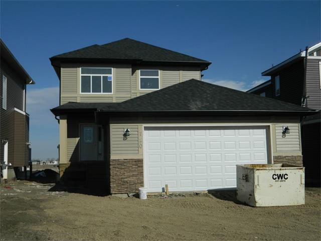 Main Photo: 120 Lakewood Circle: Strathmore House for sale : MLS®# C4005683