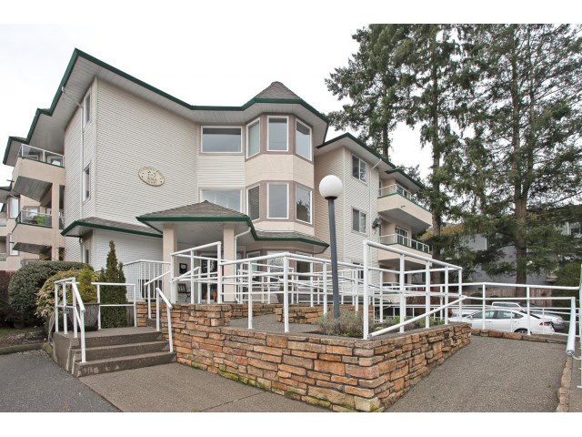 "Main Photo: 101 3063 IMMEL Street in Abbotsford: Central Abbotsford Condo for sale in ""CLAYBURN RIDGE"" : MLS®# R2046562"