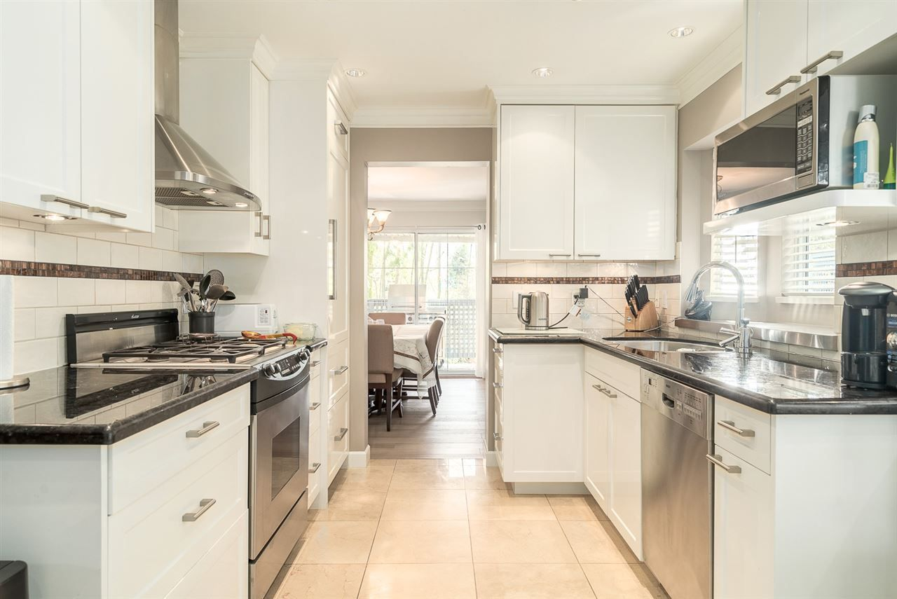 """Main Photo: 9262 GOLDHURST Terrace in Burnaby: Forest Hills BN Townhouse for sale in """"COPPER HILL"""" (Burnaby North)  : MLS®# R2054712"""