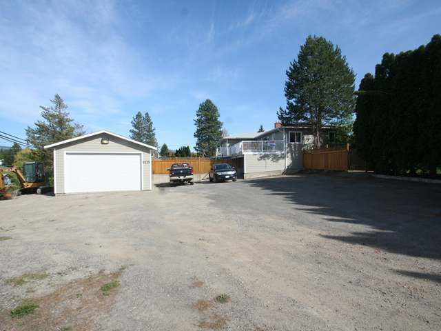 Main Photo: 6135 TODD ROAD in : Barnhartvale House for sale (Kamloops)  : MLS®# 134067