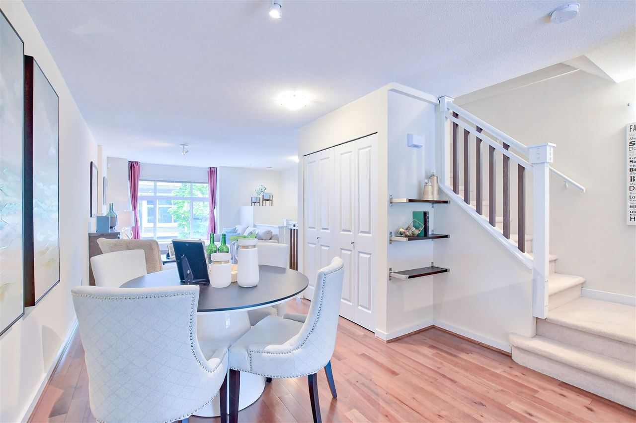 Main Photo: 5 7533 HEATHER Street in Richmond: McLennan North Townhouse for sale : MLS®# R2166347